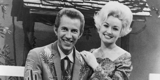 Porter Wagoner et Dolly Parton - 1969