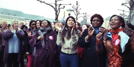 Au carrefour des droits des femmes
