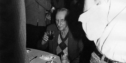 William S. Burroughs tartines