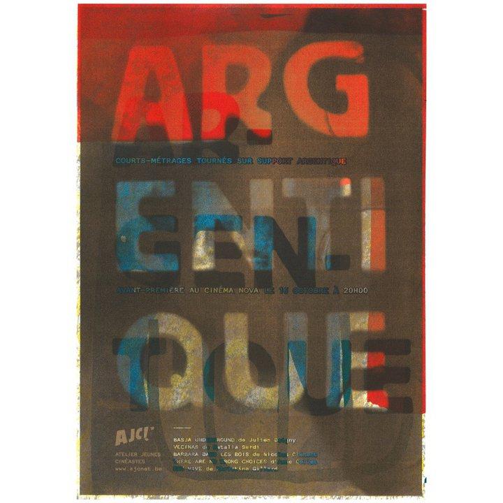 """AJC! - visuel de l'appel a projet """"argentique"""""""