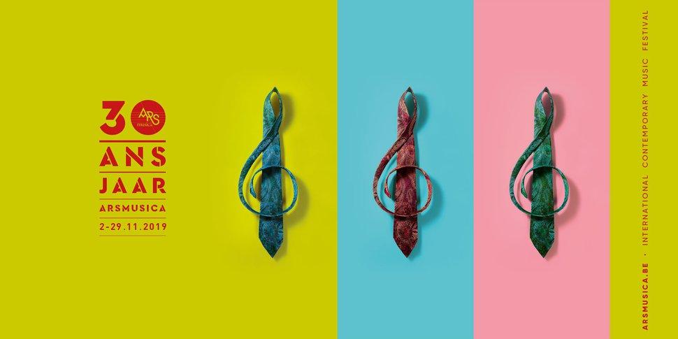 Ars Musica 30 ans