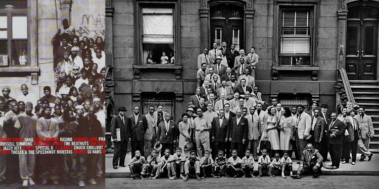 A Great Day in Harlem + A Great Day in Hip Hop
