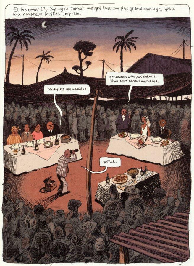 Abouet et Oubrerie - Aya de Yopougon 3