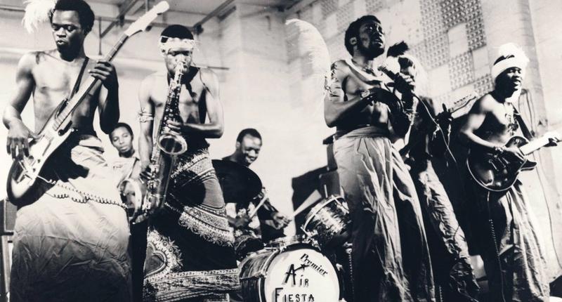 African Club Culture
