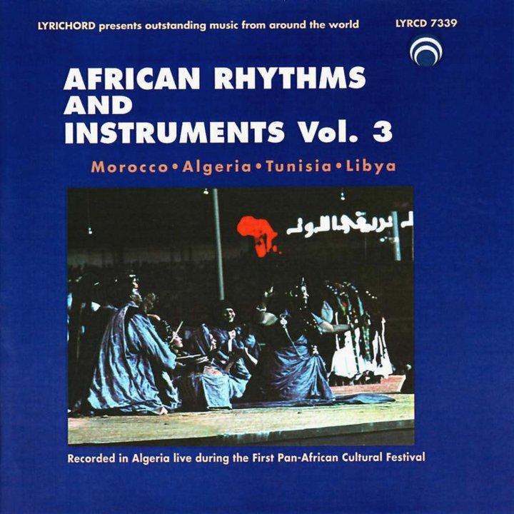 African Rhythms and Instruments - vol 3