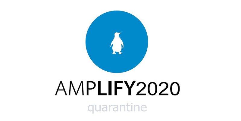 Amplify 2020 - Qurantine - logo