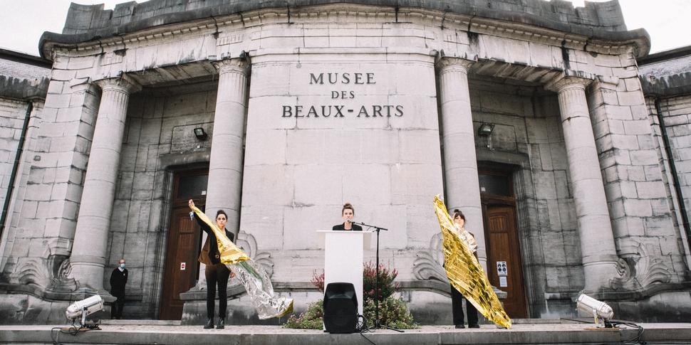 Prix du Hainaut 2020 - Andy Tierce - Collectif Moindres Choses