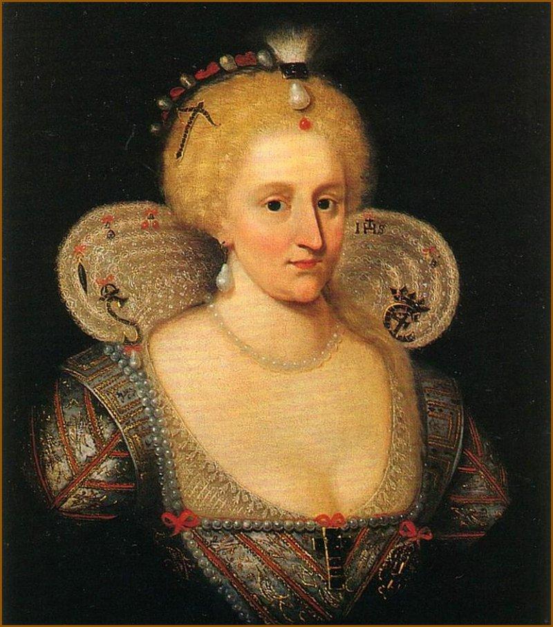 Anne de Danemark