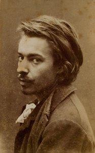 Anonyme - Portrait de Henry de Groux - Archives et musée de la littérature