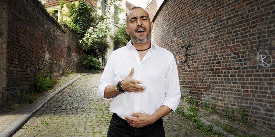 Antonio Paz chant flamenco  MuziekCulture