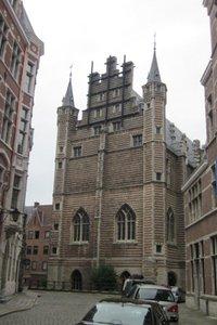 Antwerpen Vleeshuis - photo Zeisterre - Creative Commons