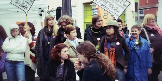 Au carrefour des droits des femmes - Novella De Giorgi - Vie Féminine