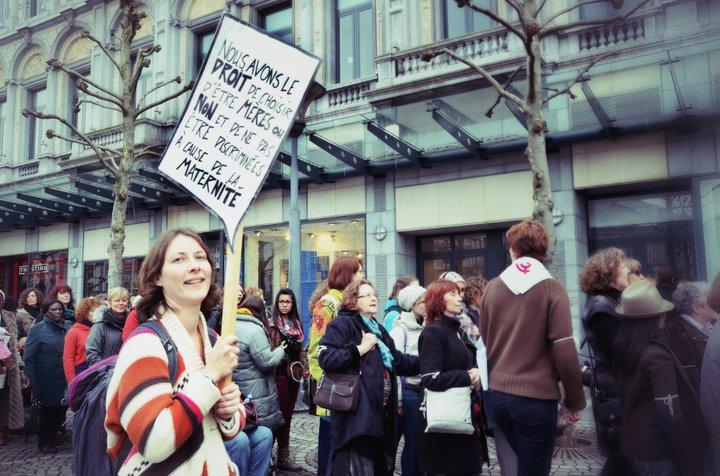 Au carrefour des droits des femmes - Novella De Giorgi - Vie Feminine