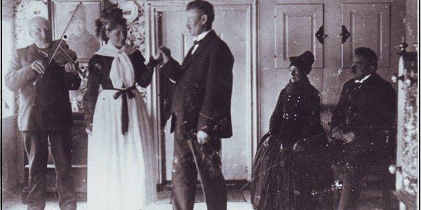 Musique de mariage à Fanø - Danemark