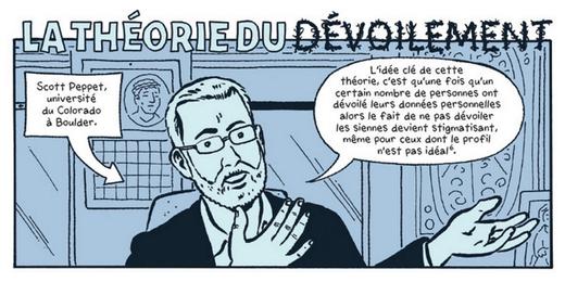 """Michael Keller et Josh Neufeld """"Dans l'ombre de la peur"""" (Le Monde)"""