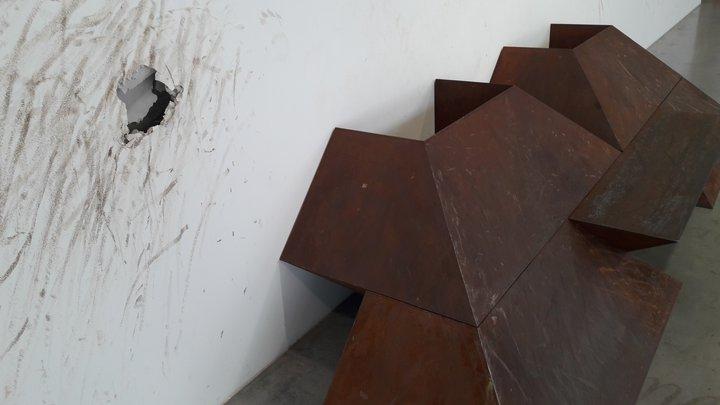Raphaël Zarka - Riding Modern Art 2 - BPS22
