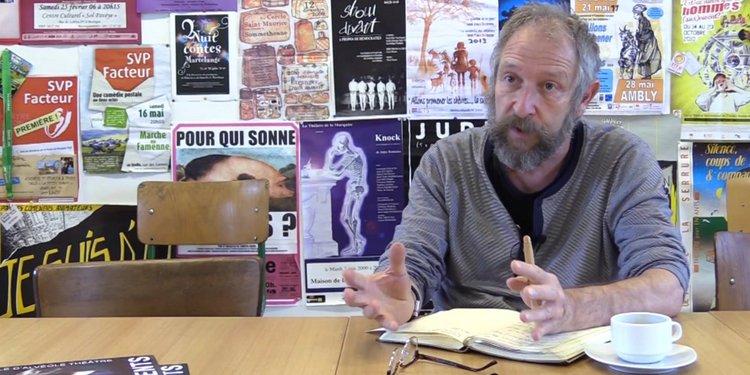 Bastogne - Alvéole Théâtre - capsule vidéo