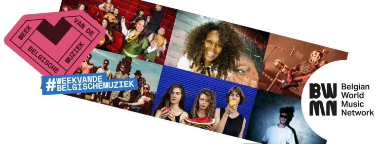 Belgian World Music Network - banner