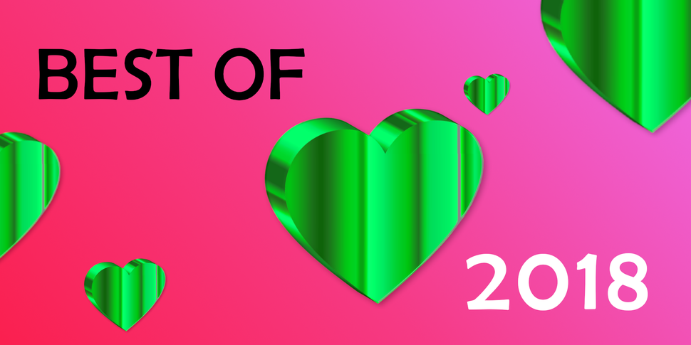 ❤ Best of 2018 ❤ de l'équipe du PointCulture ULB Ixelles