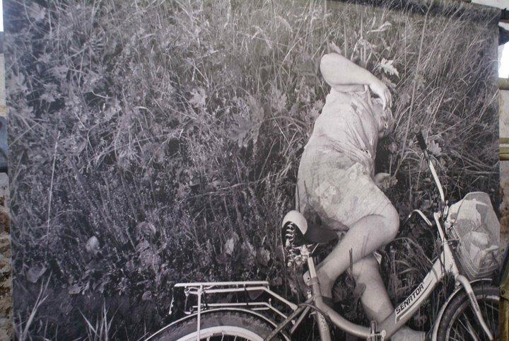 Biennale photographie en Condroz 25 - Alexandra Demenkova
