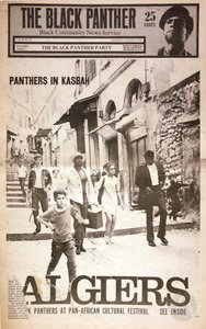 Black Panthers at Pan African Festival