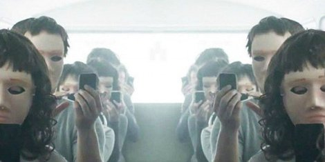 Black mirror série TV