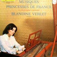 Blandine Verlet - pochette de disque (c) Philips