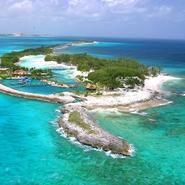 Les îles du Lagon Bleu aux Bahamas