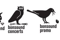label Bonsound - trois logos