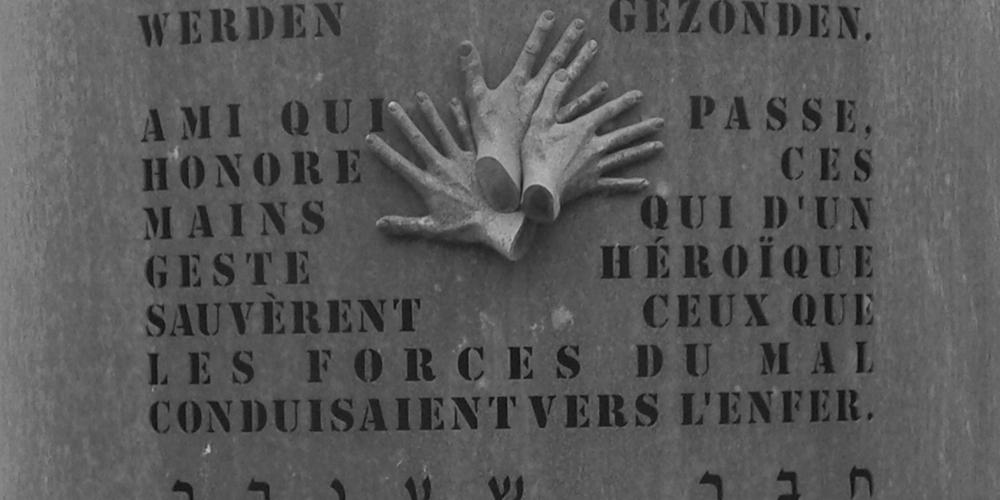 Boortmeerbeek Nouveau monument à l'attaque du 20e convoi