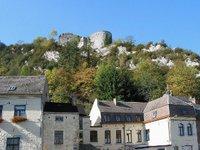 ruines du château de Crèvecoeur - Bouvignes-sur-Meuse - Wikimedia