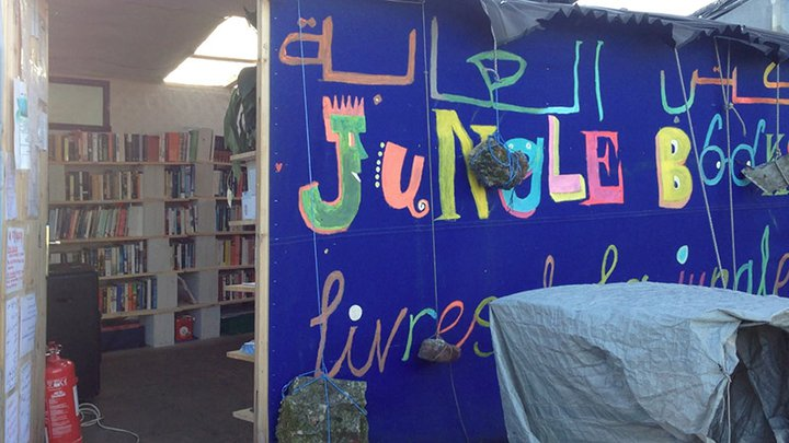 Jungle Books - Calais