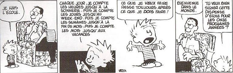 Calvin et Hobbes 7