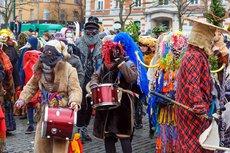 Carnaval sauvage de Bruxelles
