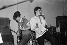 Catherine Ceresole Beastie Boys White Columns 07 05 1983