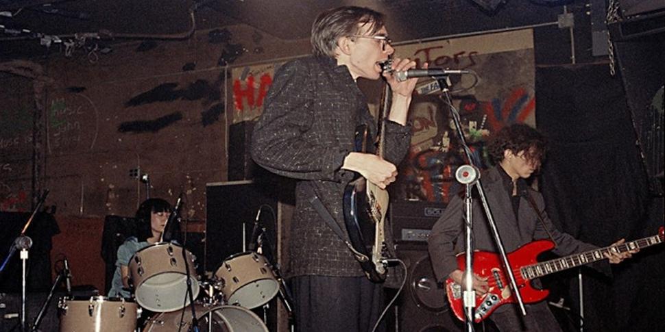 Catherine Ceresole DNA at CBGB 24 12 1981