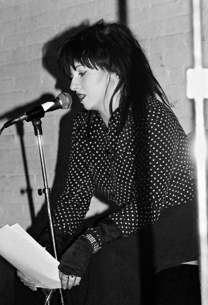 Catherine Ceresole : Lydia Lunch 12 03 1983