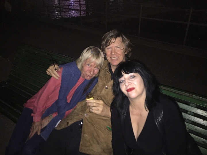 Catherine Ceresole Thurston Moore Lydia Lunch