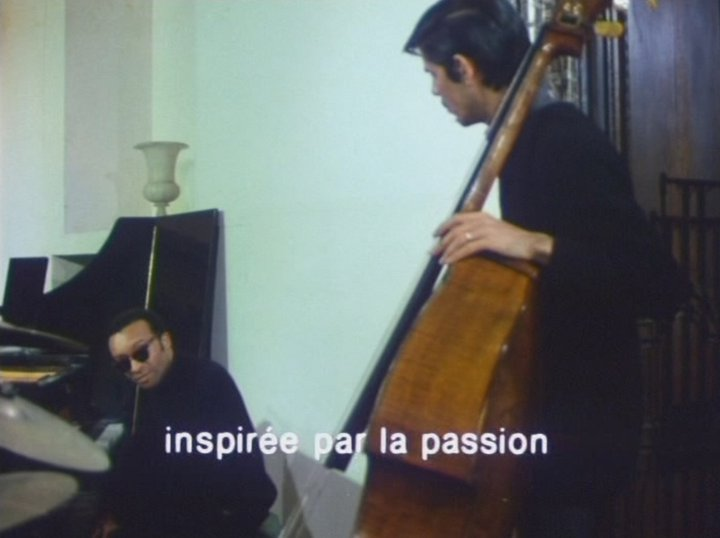 Cecil Taylor à Paris C2 - (c) Ferrari et Patris, ORTF - INA 1966