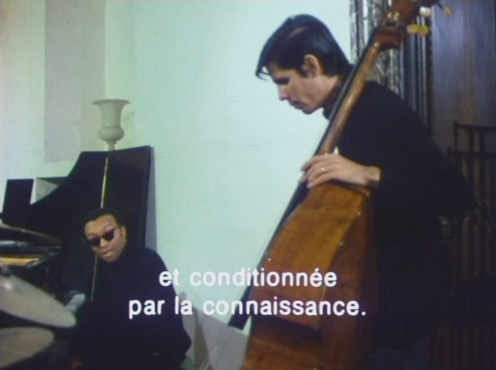 Cecil Taylor à Paris C3 - (c) Ferrari et Patris, ORTF - INA 1966