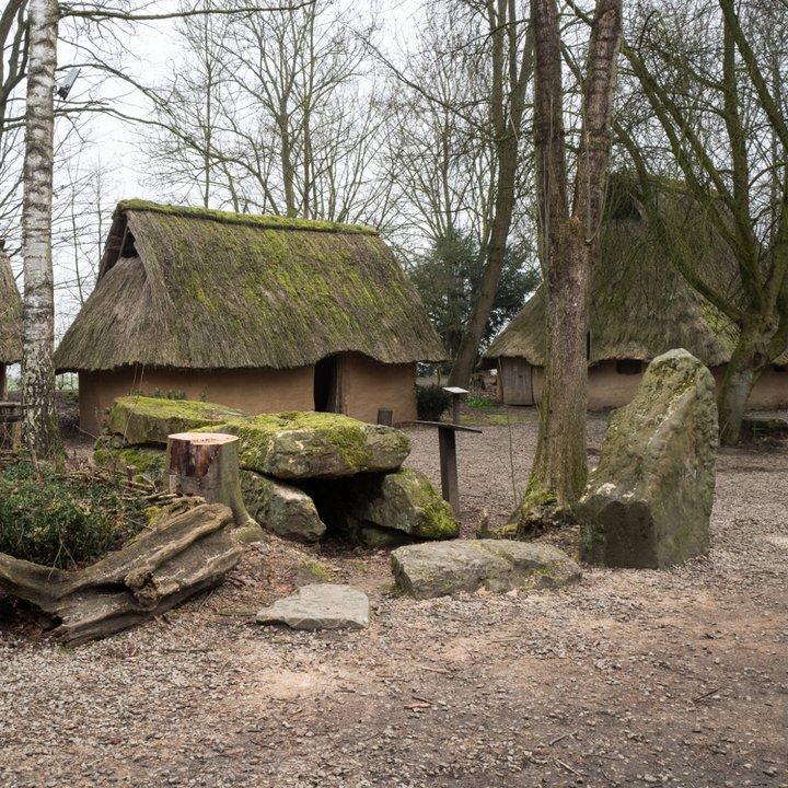 Archéosite et Musée d'Aubechies-Beloeil - La meule 5 - Céline Bataille