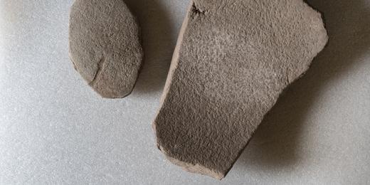 Archéosite et Musée d'Aubechies-Beloeil - La meule 7 - Céline Bataille