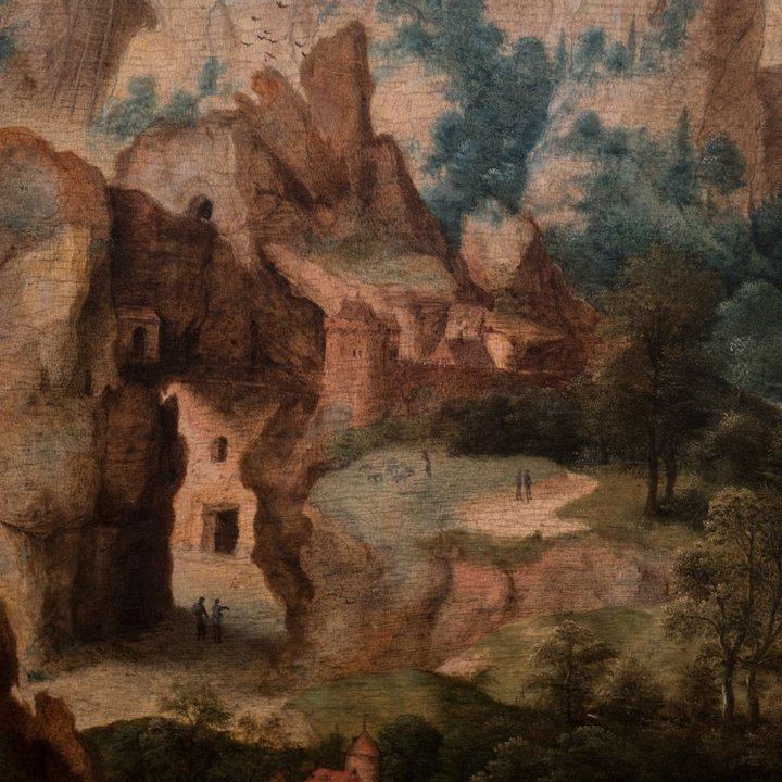 Musée des arts anciens du Namurois 14 - Henri Bles - photo Céline Bataille