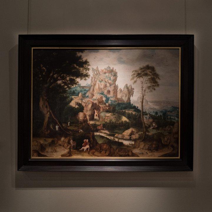 Musée des arts anciens du Namurois 2 - Henri Bles - photo Céline Bataille