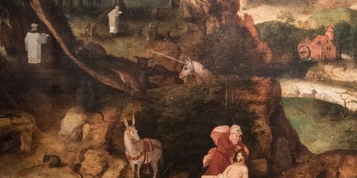 Musée des arts anciens du Namurois 3 - Henri Bles - photo Céline Bataille