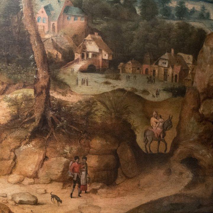 Musée des arts anciens du Namurois 4 - Henri Bles - photo Céline Bataille