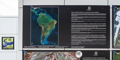 Euro Space Center - La terre vue de l'espace 3 - Céline Bataille