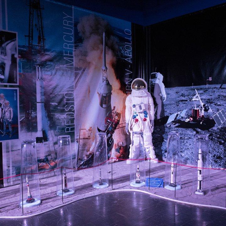 Euro Space Center - La terre vue de l'espace 4 - Céline Bataille