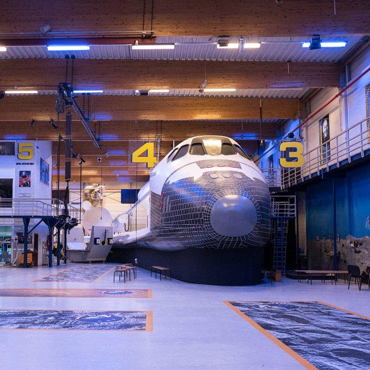 Euro Space Center - La terre vue de l'espace 6 - Céline Bataille