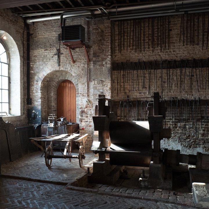MMIL - Maison de la métallurgie et de l'industrie Liège 6 - Céline Bataille